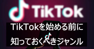 TikTokはマネから入れば必ず伸びる