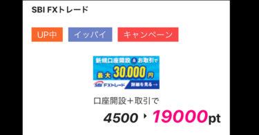 【SBI FXトレード】20万通貨取引+αで35500円の利益をとる方法